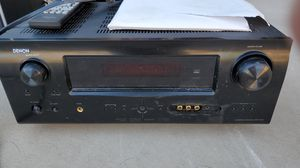 Denon AVR 1610 Surround Receiver with Speakers for Sale in Sun City, AZ