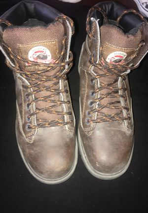 Men's Brahma work boots size 7 for Sale in Douglasville, GA