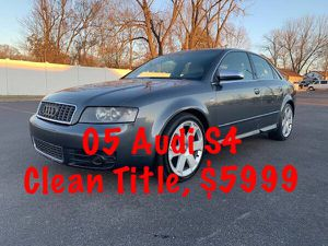 2005 Audi S4 for Sale in Smyrna, TN