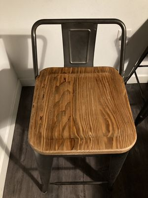 Gorgeous Rustic Stools, Brand New for Sale in Seattle, WA