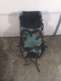 Large Hiking Backpack for Sale in Kent,  WA