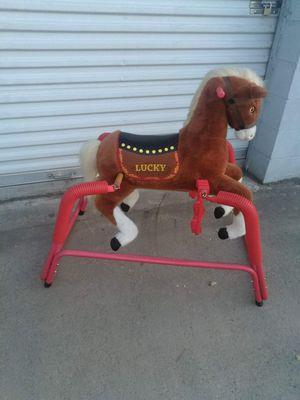 Rockin Rider Lucky the talkimg horse for Sale in Murfreesboro, TN
