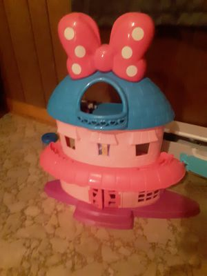 Minnie mouse doll house for Sale in US