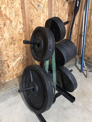 Gym Weights & Plates + More!! for Sale in City of Industry, CA