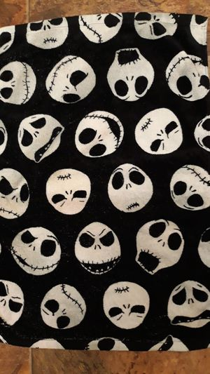 Jack Skellington/The Nightmare Before Christmas Hand Towel decor for Sale in Winston-Salem, NC