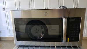 GE stainless steel microwave oven for Sale in San Diego, CA