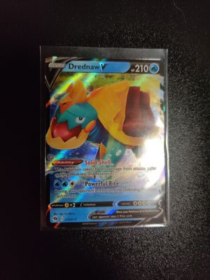 Drednaw V Pokemon Card for Sale in Roseville, CA