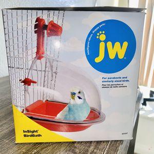 Parakeet Bird Bath for Sale in Las Vegas, NV