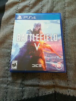 Battlefield V - PS4 for Sale in Los Angeles, CA