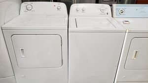 ROPER TOP LOAD WASHER AND GAS DRYER SET for Sale in Covina, CA