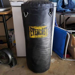 Everlast Punching Bag for Sale in Atlanta, GA