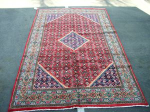 Rug's Size is 10.5' x 6.5' semi antique. Persian / Hamedan for Sale in Corona, CA