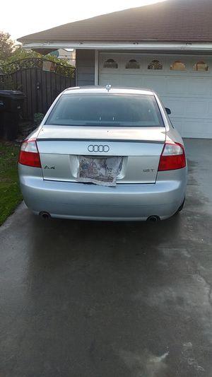 Audi A4 1.8T for Sale in Corona, CA