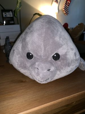 Manatee Stuffed Animal for Sale in Denver, CO