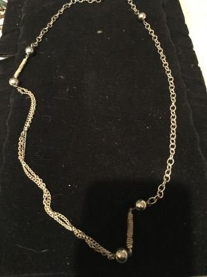 Gold necklace for Sale in Los Angeles, CA