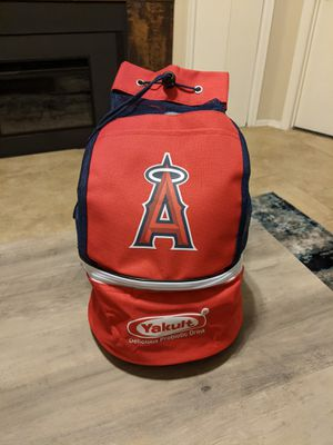Anaheim Angle's Baseball Backpack Cooler Bag for Sale in Sun City, AZ