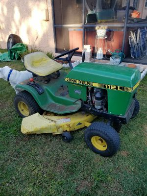 John Deere Garden Tractor PRICE REDUCED for Sale in Pinellas Park, FL