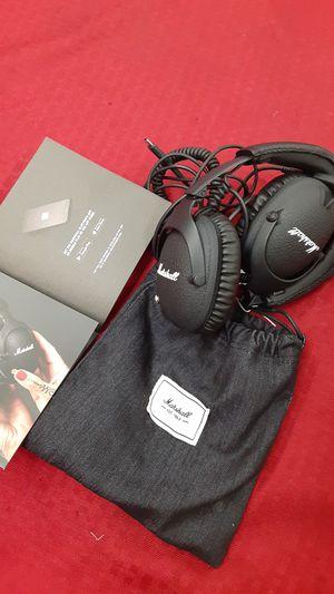 Marshall Pro Studio headphones for Sale in Mesa, AZ