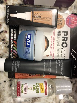 Make up and beauty products- various for Sale in North Attleborough, MA