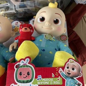 Coco melon Cocomelon jJ Doll New Rare for Sale in South El Monte, CA