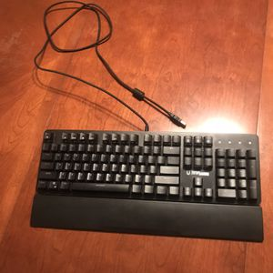 Mechanical Gaming Keyboard - Zotac Gaming for Sale in Visalia, CA