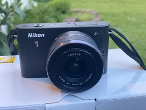 Nikon J1 with 2 lens. for Sale in Bowie, MD