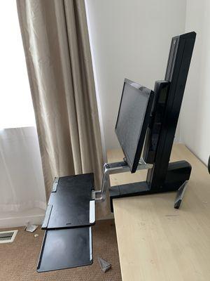 Ergotron single monitor stand for Sale in Newcastle, WA