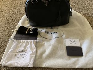 Prada Milano Bag with Authenticity Card for Sale in San Diego, CA