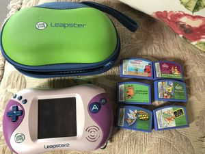 Leapster 2 learning game for Sale in Las Vegas, NV