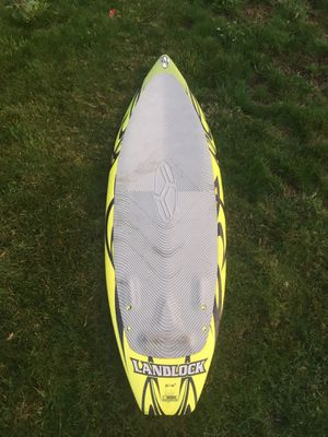 Wake surfboard (Hyperlite, landlock) for Sale in Woodway, WA