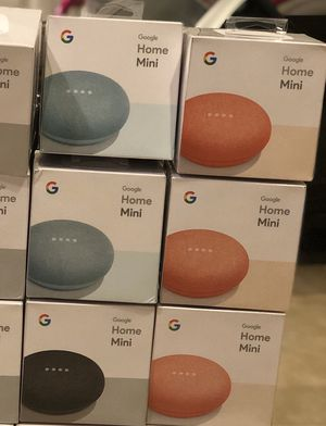 Brand New factory sealed Google Mini for Sale in Gurnee, IL