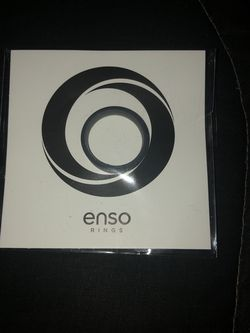 Enso Silicone Ring - Slate Size 11 for Sale in Odenton,  MD