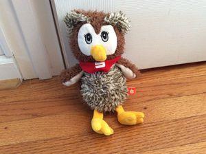 Stuffed owl for Sale in Washington, DC