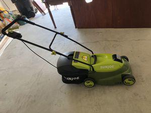 SunJoe Cordless Electric Lawn Mower for Sale in Marietta, GA
