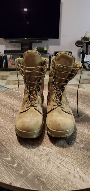 Bates Lites Size 12, USMC Certified, like new! for Sale in Gulfport, FL