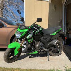 Kawasaki Z125 (honda Grom)  for Sale in Spokane, WA