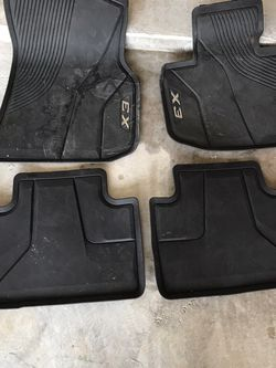BMW X3 Mats for Sale in Bruceville,  TX