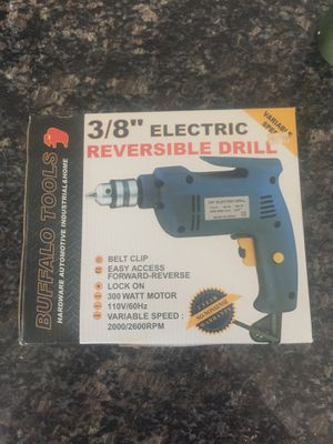 3/8 electric drill for Sale in Goodyear, AZ