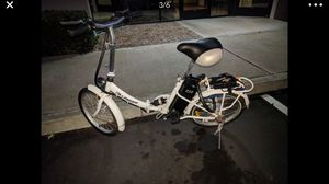 Dillinger ebike $550 for Sale in San Diego, CA