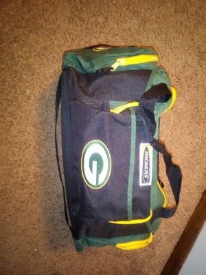 Green Bay Packers Duffle Bag for Sale in Chippewa Falls, WI