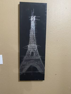 Eiffel Tower Picture for Sale in Mesa, AZ