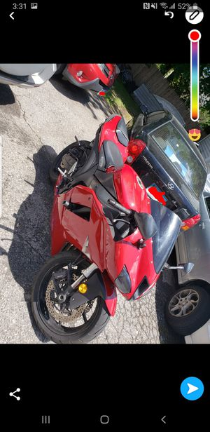 Kawasaki zx6r 2007 for Sale in Stamford, CT