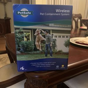 PetSafe Wireless System for Sale in Oxford, GA