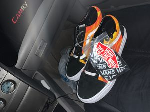Brand new Vans with tags size 7.5 for Sale in La Vergne, TN