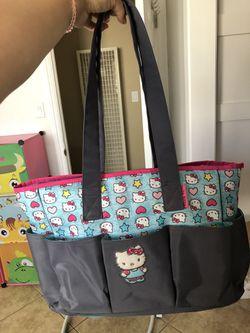 Hello Kitty Diaper bag for Sale in Marina,  CA