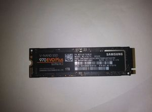 Samsung NVMe M.2 1TB SSD for Sale in Rancho Cucamonga, CA
