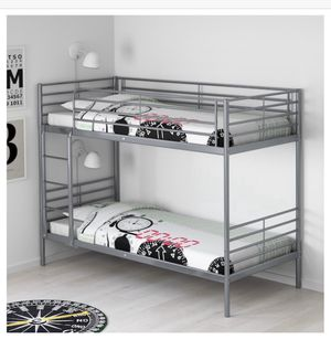 IKEA twin bunk bed mattress not include just bed frame for Sale in Seattle, WA