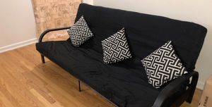 Futon With Mattress. for Sale in Chicago, IL