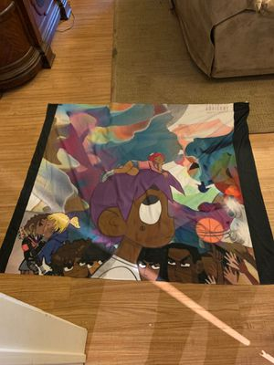 lil uzi tapestry for Sale in Greenville, SC