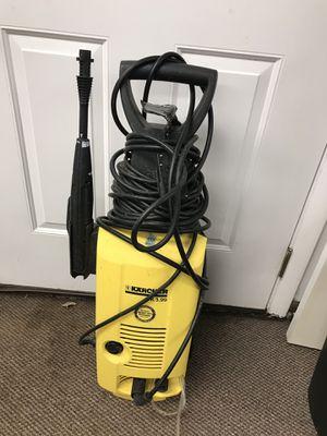 K'Archer pressure washer electric k3.99 for Sale in Atlanta, GA